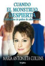 Cuando el monstruo despierta Best Seller Debolsillo Spanish Edition
