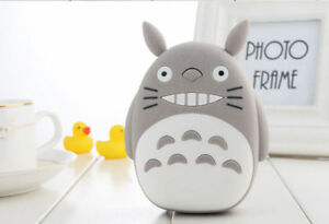 Cute Portable Totoro Charger Power Bank Battery Cartoon Iphone Samsung Mini US