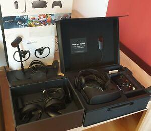 Oculus Rift CV1 VR Brille 2x Controller & 2x Trackingsensor
