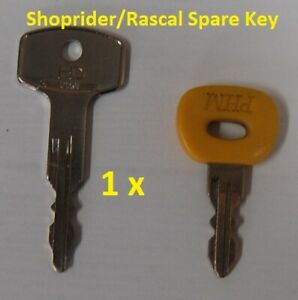 Shoprider Key Replacement Mobility Scooter Ignition on off Key