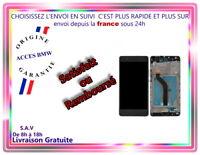 ECRAN LCD + VITRE TACTILE + FRAME CHASSIS pour HUAWEI P9 NOIR (EVA-L09) .