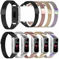 For Samsung Galaxy Fit SM-R370 Watch Milanese Metal Wrist Strap Band Bracelet