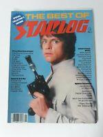 Star Wars Luke Skywalker 1980 The Best Of Starlog Vintage Magazine Vol 1 K47580