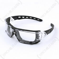 Swiss Eye 'Net' Glasses - Clear - Safety Goggles Paintball Airsoft Army New