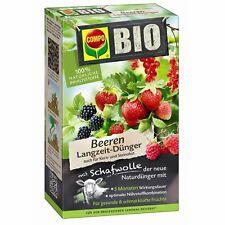 COMPO BIO Beeren Langzeit Dünger 750 g Beerendünger Früchtedünger Dünger Früchte
