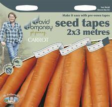 Mr Fothergills - Vegetable - David Domoney Tape Carrot Nantes