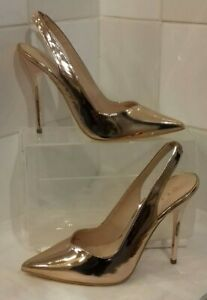 Rose Gold Shoes For Sale Ebay