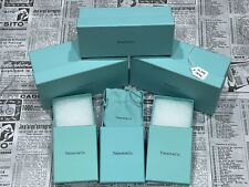 Authentic Tiffany & Co. Gift Boxes (tc5625)
