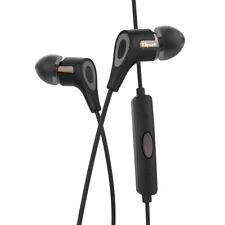 Klipsch Reference R6i II Earbuds Black Authorized Klipsch Dealer 90 Day Warranty