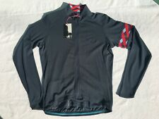 NEW Rapha Men's Cycling Jersey cross jersey Blue X large