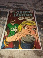 Green Lantern #69 NM- 9.2 WOOD INKS; LAST $0.12 ISSUE Gil Kane John Broome