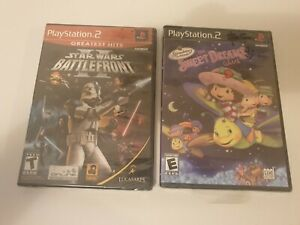 Playstation 2 Games NTSC-U | New And Sealed
