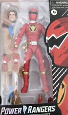 Power Rangers Spectrum Lightning Collection Mighty Morphin Dino Thunder Red