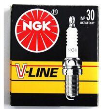 NGK Zündkerze BKR 6 EQUP V-Line Nr. 30 - BKR6EQUP VLINE 30 - 6343 - 4 Stück