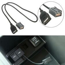 Popular Aux Usb Cable Adapter Port For Honda Civic Jazz Cr-V Accord Stereo Mp3