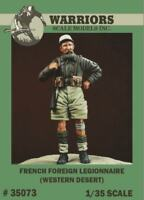Warriors 1:35 French Foreign Legionnaire Weatern Desert Resin Figure Kit #35073