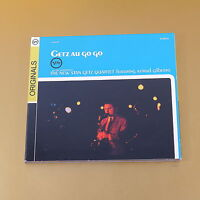 GETZ AU GO GO - ORIGINALS - 2007 VERVE - OTTIMO CD [AH-167]