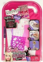 Barbie Ruffles Design and Dress Studio Refill Kit Make Your Own Doll Outfit