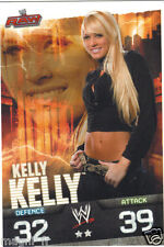 Slam Attax Raw - Kelly KELLY
