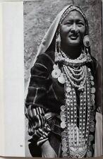 Herbert Tichy ethnographic travel book, Asia, Africa