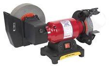 Sealey SM521 Bench Grinder Wet & Dry 200/150mm 250W/230V