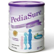 BEST PRICE! 3 X PEDIASURE POWDER VANILLA 850G TOTAL 2.55 KG DISCOUNT CHEMIST