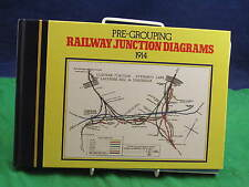 Vintage Pre-Grouping Railway Junction Diagrams 1914 - Ian Allen Ltd P2557