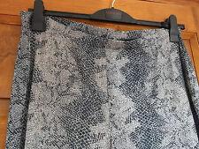 papaya snakeprint leggings size 20 brand new