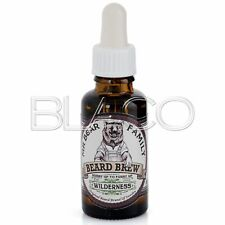 MR BEAR FAMILY BEARD BREW 30ML FRAGRANZA WILDERNESS OLIO PER BARBA E BAFFI