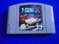 N64 **F-ZERO X Nintendo Game Cartridge PAL
