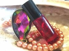 Gardenia, Vanilla, Jasmine Perfume. Rollerball 5ml Essential oil Perfume