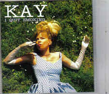 Kay-I Quit Smoking Promo cd single