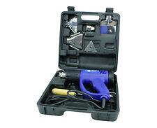 Pistolet à air chaud à Sèche-cheveux 2000 Watt à avec Set d'accessoires