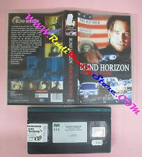 VHS film BLIND HORIZON ATTACCO AL POTERE 2003 Val Kilmer CVC (F147) no dvd