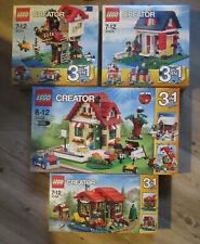 Lego Creator wählen: 31009 31010 31038 31048 Neu & OVP !