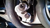 1988-2000 Goldwing GL1500 Shifter Pivot with shaft oil seal. THE ORIGINAL ONE!