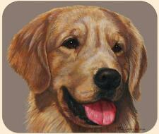 MOUSE PAD--Golden Retriever Portrait--Printed in the U.S.A.-- **Beautiful**