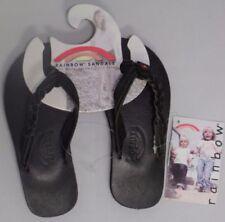 d33c8fa32e7888 Rainbow Flip Flops for Girls