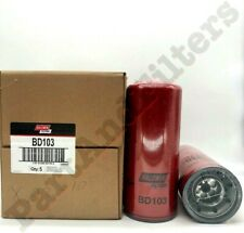 Baldwin BD103 Engine Oil Filter (Pack of 5) Free Expedited Shipping