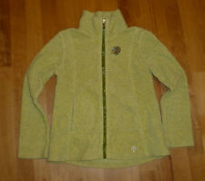 Togszone Toff Togs kuschliger Flecce Jacke Gr 140 ( 146 134 ) grasgrün