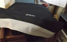 Professional Printer Scanner Dust Cover HP Canon Epson Dell etc TWO TONED