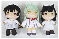 Azur Lane Forumates Plush 3 set akashi atago takao Doll Stuffed toy From JAPAN