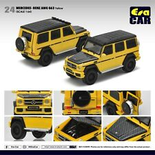 Era Mercedes-Benz G63 AMG Yellow 1/64