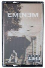 Eminem THE MARSHALL MATHERS LP Lenticular Cover Art NEW SEALED CASSETTE TAPE