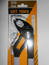 IPS Wonder Plier Soft Jaw NEW tongue and groove adjustable tool 250mm NO WH-250S