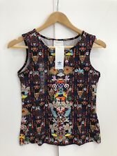 adidas Originals X Mary Katrantzou Womens BOYFRIEND Tank Vest | Aa7846 6