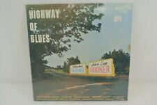 Highway of Blues King Records AL-1520 John Lee Hooker Sticks McGhee Vinyl LP USA
