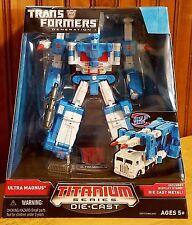 Transformers Die-Cast Titanium G1 Ultra Magnus MISB New Sealed