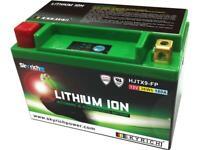 Batterie lithium skyrich YTX9-BS Honda CBR 900 RR Fireblade 1992 à 1999