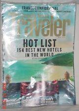 CONDE NAST TRAVELER MAY 2013 HOT LIST BEST HOTELS SPAS BRAZIL BEACH AUSTRALIA NY